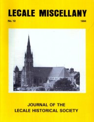 Cover of the 1994 edition of Lecale Miscellany