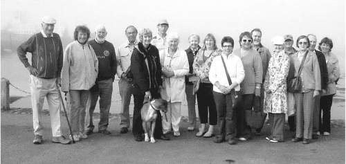 Group for Annual Outing to Portaferry